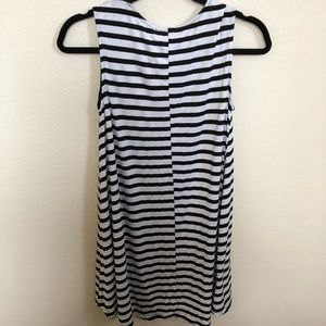 Everly Dresses - NWT Everly black & white striped dress